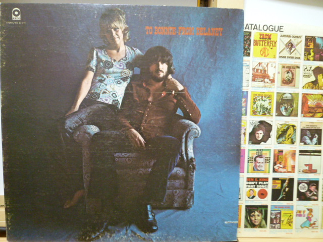 DELANEY & BONNIE & FRIENDS デラニー&ボニー / To Bonnie From Delaney