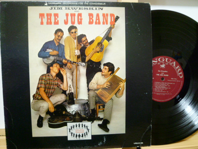 JIM KWESKIN AND THE JUG BAND  ジム・クウェスキン・アンド・ザ・ジャグ・バンド / Unblushing brassiness