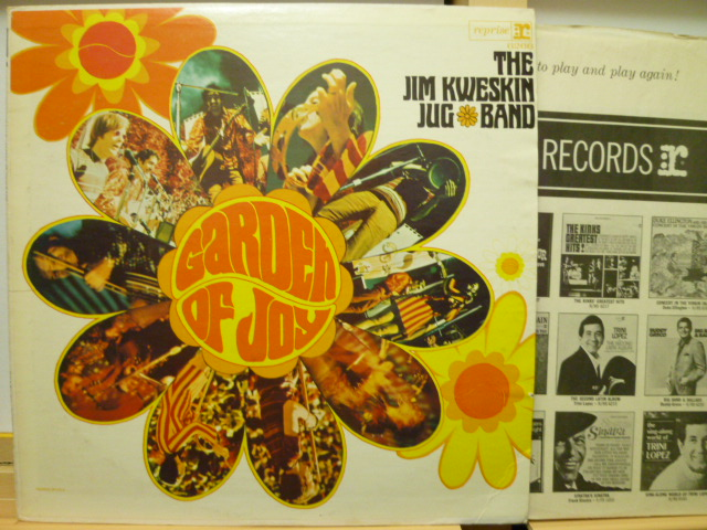 THE JIM KWESKIN JUG BAND ジム・クウェスキン / Garden of Joy