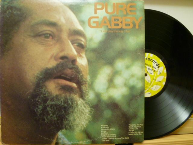 GABBY PAHINUI ギャビー・パヒヌイ / Pure Gabby