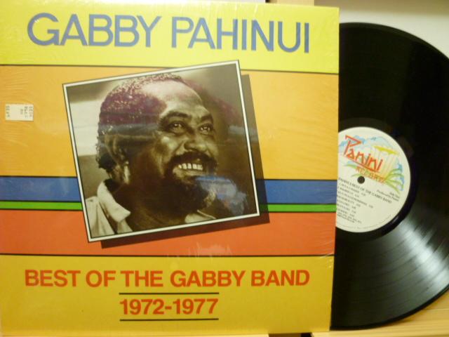 GABBY PAHINUI ギャビー・パヒヌイ / Best of The Gabby Band 1972-1977