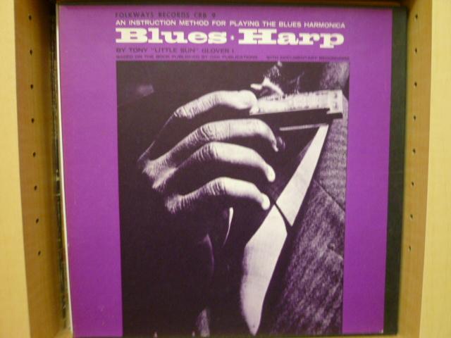 """TONY """"LITTLE SUN"""" GLOVER トニー・グローヴァ― / Blues*Harp"""