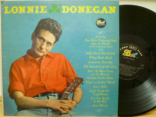 LONNIE DONEGAN ロニー・ドネガン / Lonnie Donegan