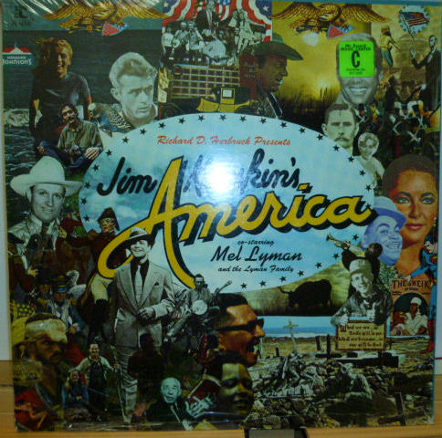 JIM KWESKIN ジム・クウェスキン / America
