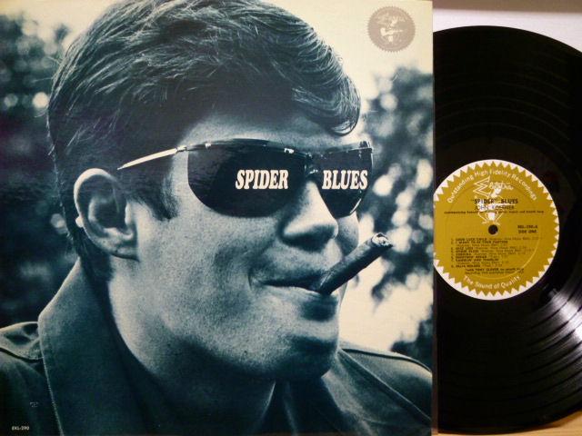 JOHN KOERNER ジョン・コーナー / Spider Blues