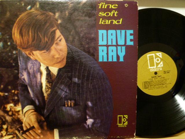 DAVE RAY デイヴ・レイ / Fine Soft Land