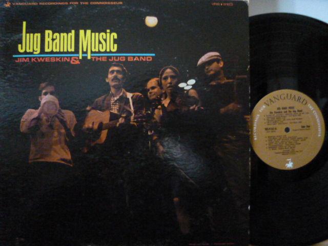 JIM KWESKIN & THE JUG BAND ジム・クウェスキン / Jug Band Music