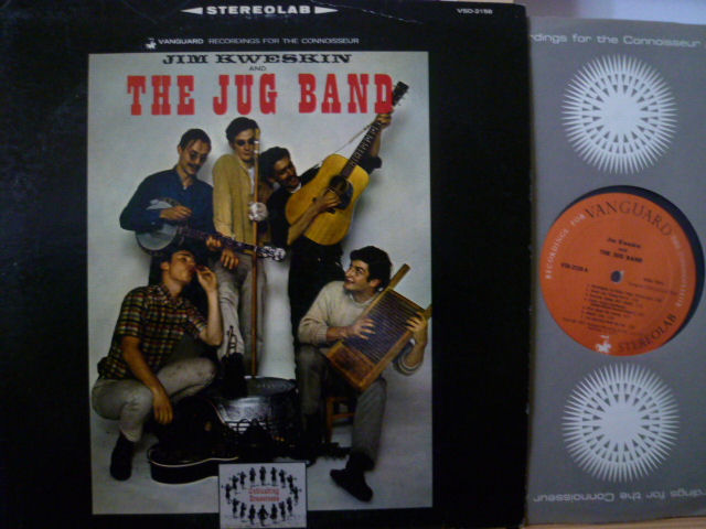 JIM KWESKIN AND THE JUG BAND ジム・クウェスキン / Unblushing Brassiness