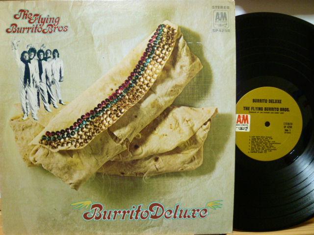 THE FLYING BURRITO BROS. フライング・ブリトー・ブラザース / Burrito Deluxe