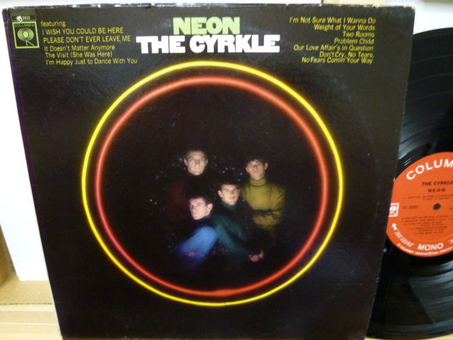 THE CYRKLE ザ・サークル / Neon