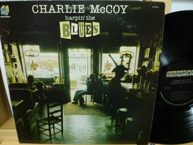 CHARLIE McCOY チャーリー・マッコイ / Harpin' The Blues