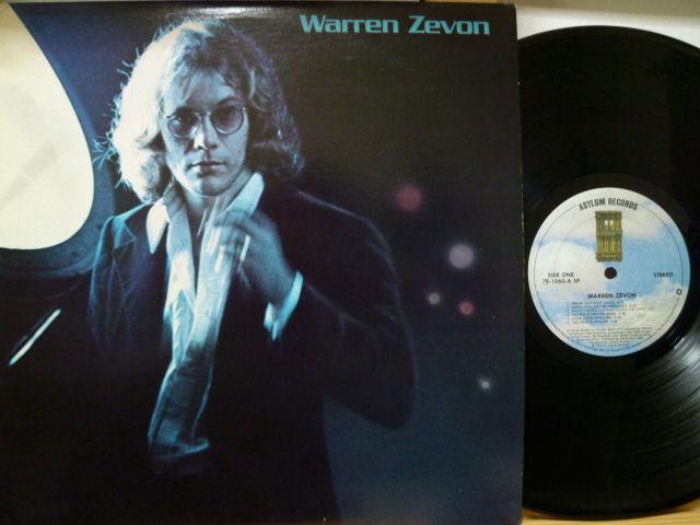 WARREN ZEVON ウォーレン・ジヴォン / Warren Zevon
