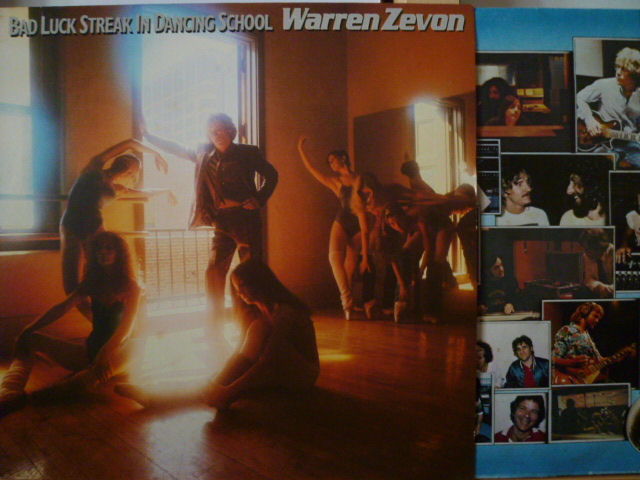 WARREN ZEVON ウォーレン・ジヴォン / Bad Luck Streak In Dancing School