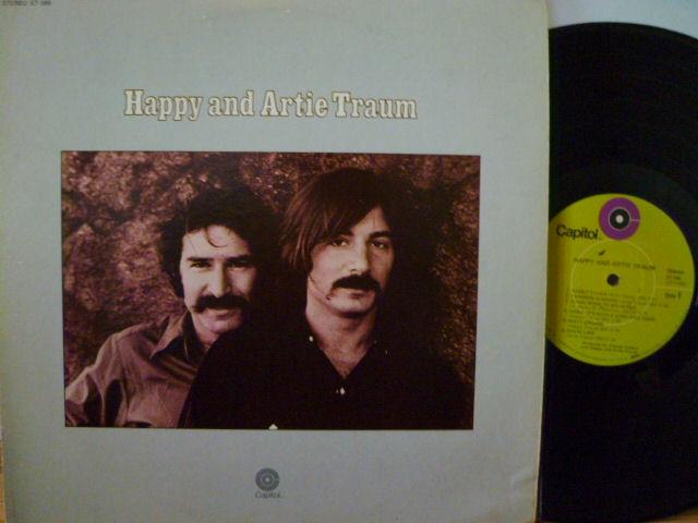 HAPPY & ARTIE TRAUM ハッピー&アーティ・トラウム / Happy & Artie Traum