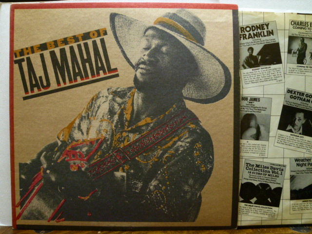 TAJ MAHAL タジ・マハール / The Best of Taj Mahal