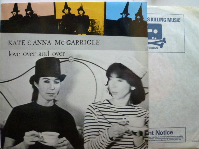 KATE & ANNA McGARRIGLE ケイト&アン・マッギャリグル / Love Over And Over