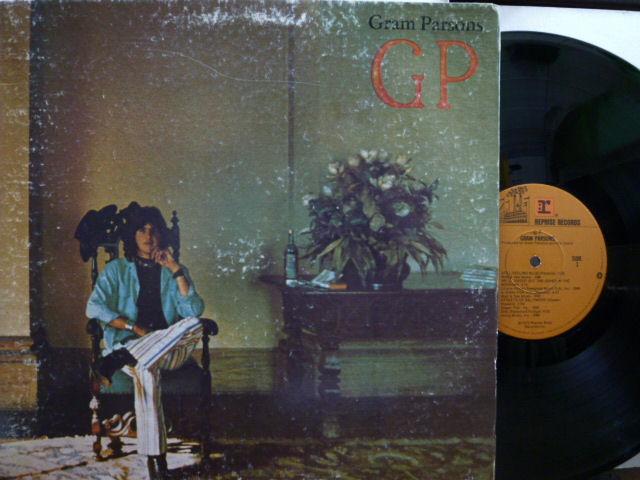GRAM PARSONS グラム・パーソンズ / GP