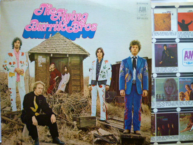 THE FLYING BURRITO BROS フライング・ブリトウ・ブラザーズ / The Gilded Palace Of Sin