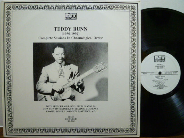TEDDY BUNN テディ・バン / 1930-1939