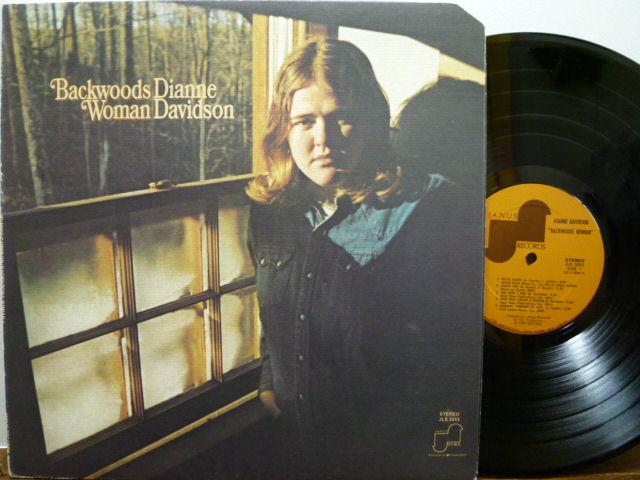 DIANNE DAVIDSON ダイアン・デヴィッドソン / Backwood Woman