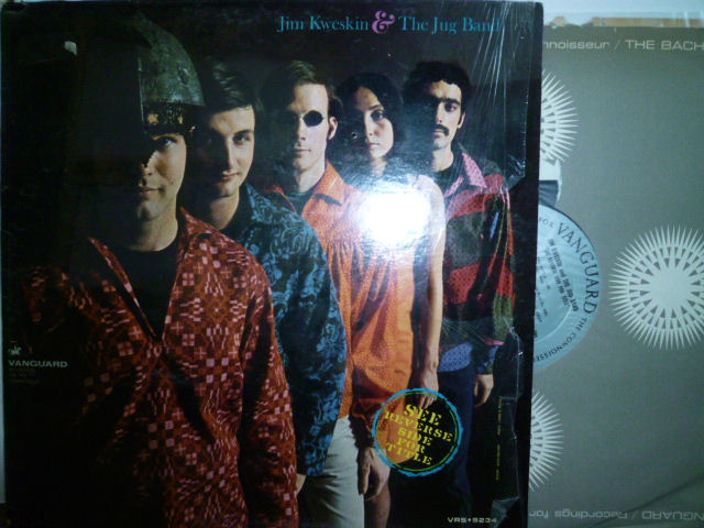 JIM KWESKIN & THE JUG BAND ジム・クウェスキン&ザ・ジャグ・バンド / See Reverse Side For Title