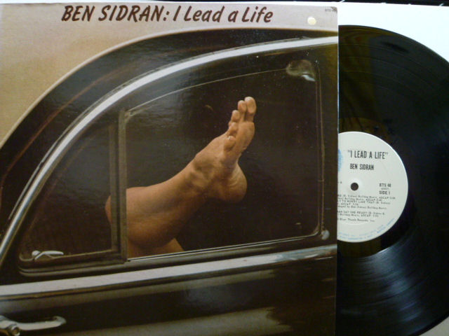 BEN SIDRAN ベン・シドラン / I Lead A Life