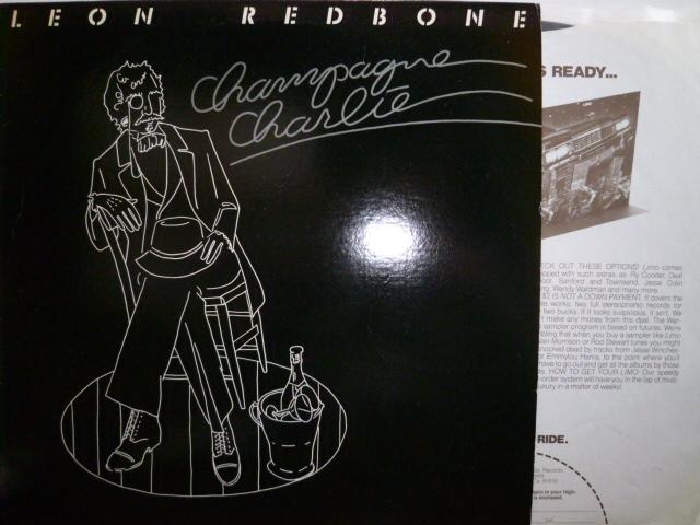 LEON REDBONE レオン・レッドボーン / Champagne Charlie