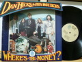 DAN HICKS & HIS HOT LICKS ダン・ヒックス / Where's The Money ?