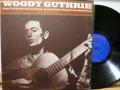 WOODY GUTHRIE ウディ・ガスリー / Sings Folk Songs