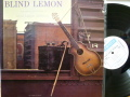 BLIND LEMON JEFFERSON ブラインド・レモン・ジェファーソン / The Classic Folk-Blues By Blind Lemon Jefferson