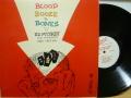 ED McCURDY エド・マッカーディ / Blood, Booze'n Bones