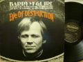 BARRY McGUIRE バリー・マクガイア / Eve Of Destruction
