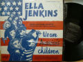 ELLA JENKINS エラ・ジェンキンス / We Are America's Children