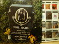 PHIL OCHS フィル・オクス / Rehearsals For Retirement
