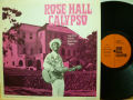 DANNY AND THE ROSE HALL PLAYERS / Rose Hall Calypso