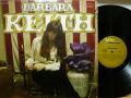 BARBARA KRITH バーバラ・キース / Barbara Keith