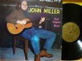 JOHN MILLER ジョン・ミラー / First Degree Blues