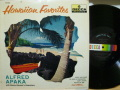 ALFRED APAKA アルフレッド・アパカ / Hawaiian Favorites