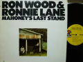 RON WOOD & RONNIE LANE ロン・ウッド&ロニー・レイン / O.S.T.  Mahoney's Last Stand
