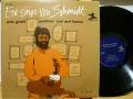 ERIC VON SCHMIDT エリック・フォン・シュミット / Eric Sings Von Schmidt