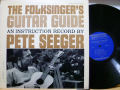 PETE SEEGER ピート・シーガー / The Folksinger's Guitar Guide