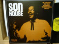 SON HOUSE サン・ハウス / The Legendary 1941-1942 Recordings In Chronological Sequence