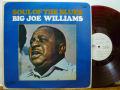 BIG JOE WILLIAMS ビッグ・ジョー・ウィリアムス / ブルースの魂