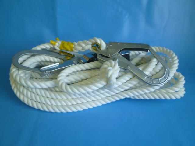 親綱ロープ クレモナロープ 16mm×10m 緊張器付