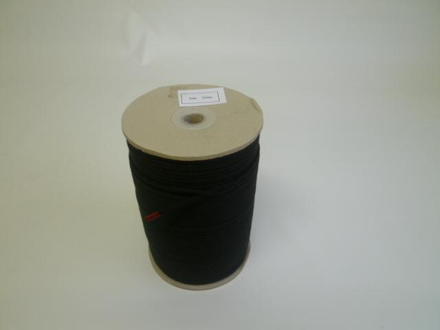 ケーブル紐 黒 直径3mm×200m巻