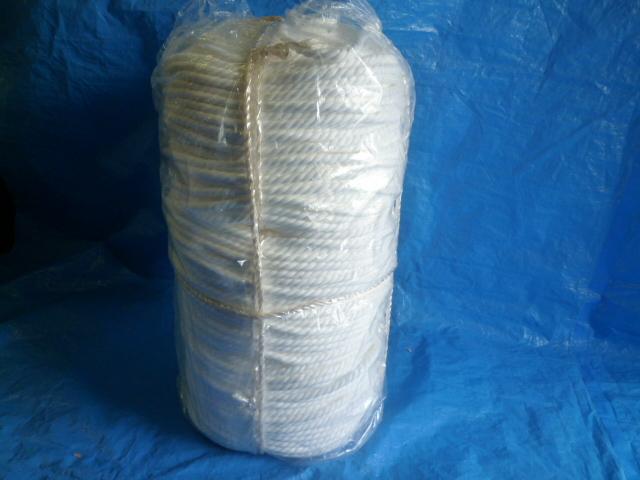 不織布ロープ 直径約10mm 4kg 3巻セット