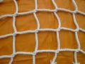 ロープネット ビニロンロープ12mm 1..0m×2.0m 目合い20cm 受注生産品