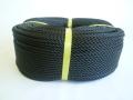 ポリエチレンロープ 黒色 直径3mm(200メートル巻き)