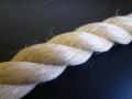 麻ロープ(染サイザル) 直径36mm(切り売り品)メートル単位 最大99mまで