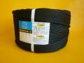 クレモナロープ 黒色 直径3mm(200メートル巻き)